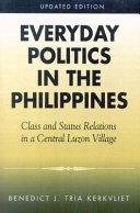 Everyday Politics in the Philippines