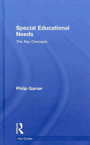 Special educational needs : the key concepts