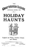 The Great Western Railway Official Guide  1909