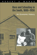 Race and Schooling in the South, 1880-1950
