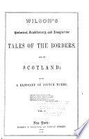 Tales of the Borders and of Scotland Book PDF