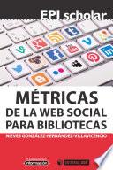 M  tricas de la web social para bibliotecas