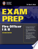 Exam Prep  Fire Officer I   II