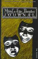 Mind's Eye Theatre Journal Roleplaying As Does The Mind S Eye Theatre
