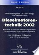 Dieselmotorentechnik 2002
