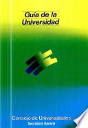 Guía de la Universidad 1992