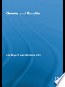 Gender and Rurality