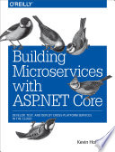 Building Microservices with ASP NET Core