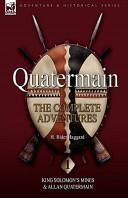 Quatermain book