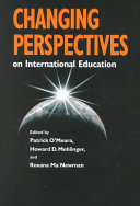 Changing Perspectives on International Education