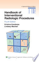 Handbook of Interventional Radiologic Procedures