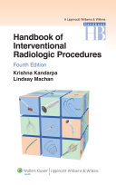 Handbook of Interventional Radiologic Procedures Book