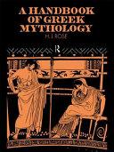 A Handbook of Greek Mythology