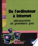 De l ordinateur    Internet