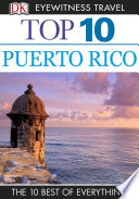 DK Eyewitness Top 10 Travel Guide  Puerto Rico