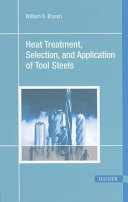 Heat Treatment  Selection  and Application of Tool Steels