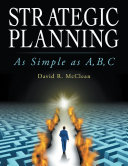 Strategic Planning  As Simple As A b c