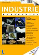 Industrie Management 2/2013 - Desktop Manufacturing