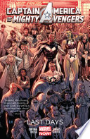 Captain America   The Mighty Avengers Vol  2