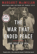 The War That Ended Peace Book