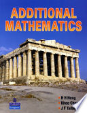 Additional Mathematics book