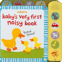Baby s Very First Noisy Book