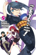 The Devil Is a Part Timer   Vol  5  light novel