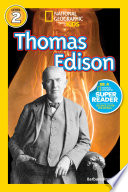 National Geographic Readers  Thomas Edison
