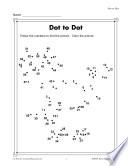 Grade 2 Dot to Dot Puzzles