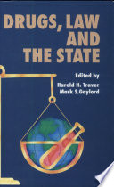 drugs law and the state