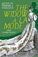 The Widow a la Mode and Other Plays