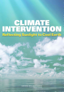 Climate Intervention: