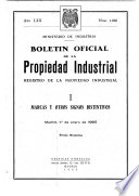 BOLETIN OFICIAL DE LA PROPIEDAD INDUSTRIAL_01_01_1965