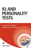 IQ and personality tests [electronic resource] / Philip Carter.