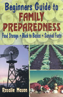 Beginners Guide to Family Preparedness Book PDF