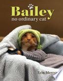 Book Bailey  No Ordinary Cat