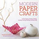 Modern Paper Crafts