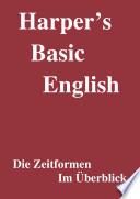 E-Book: Die Zeitformen im Überblick - Deutsch