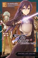 Sword Art Online  Phantom Bullet  Vol  3  manga