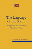 The Language of the Spirit