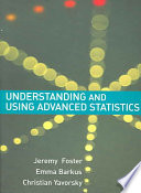 Understanding and Using Advanced Statistics