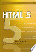 Kobert, HTML 5