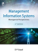 Management Information Systems: Managerial Perspectives, 4th Edition