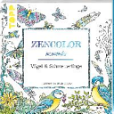 Zencolor moments V  gel   Schmetterlinge