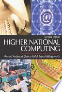 Higher National Computing