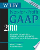 Wiley Not for Profit GAAP 2010