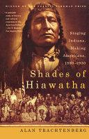 Shades of Hiawatha