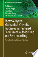 Thermo Hydro Mechanical Chemical Processes in Fractured Porous Media  Modelling and Benchmarking