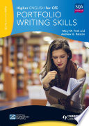 Higher English for CfE  Portfolio Writing Skills