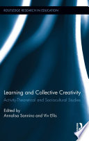 Learning and Collective Creativity